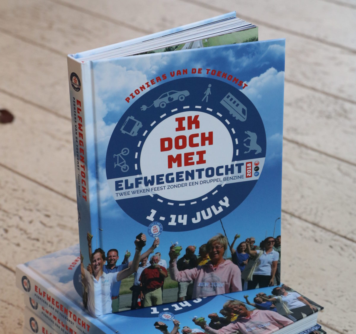 Foto Elfwegentocht-boek 2