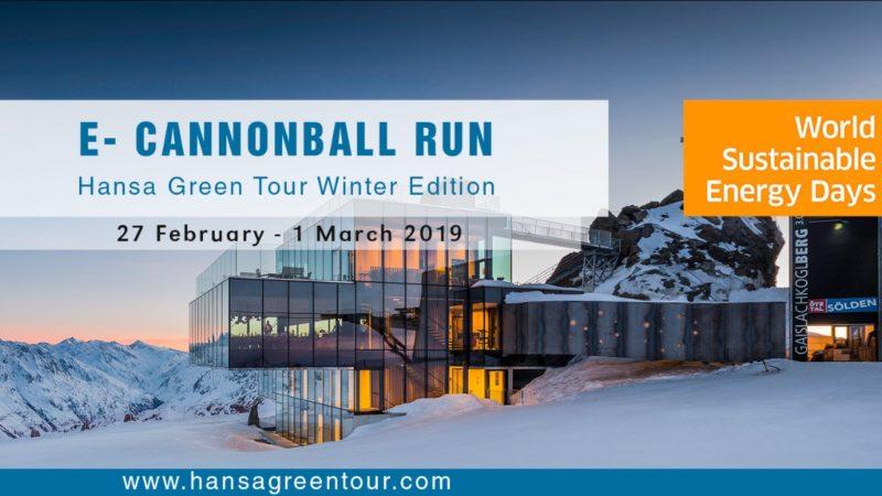 E-Cannonball Run