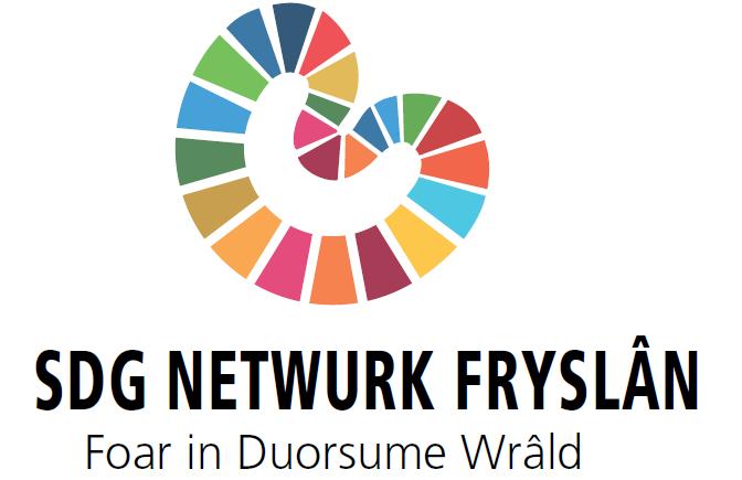 Logo SDG Netwurk Fryslân