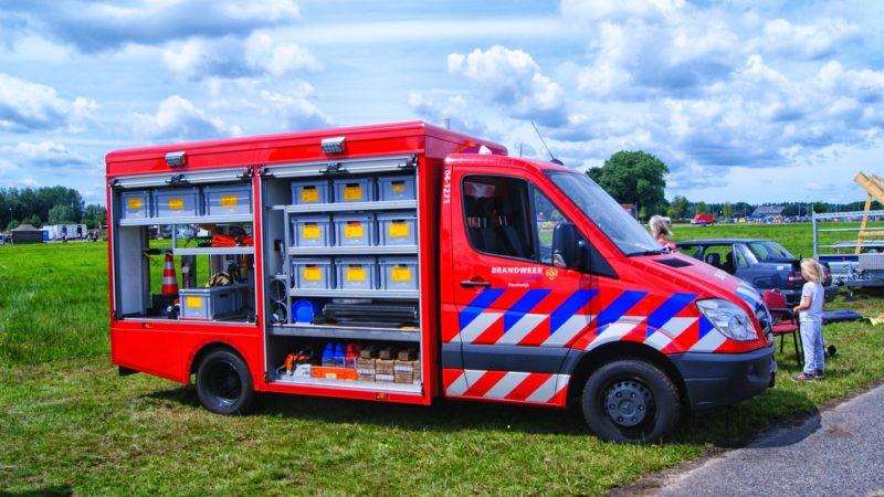 Circulaire brandweerkazerne Surhuisterveen opent op 29 juni 2019