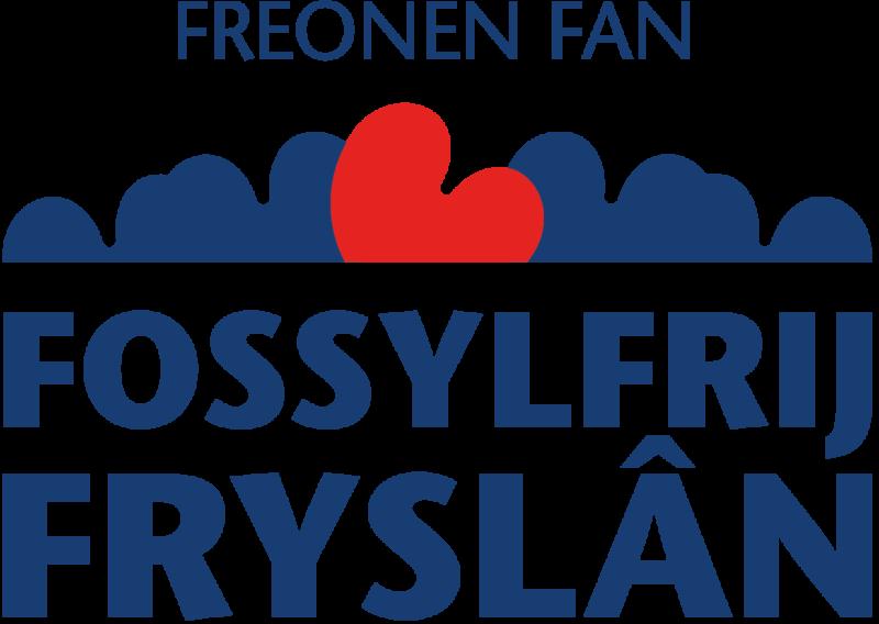 Logo Freonen fan Fossylfrij Fryslân