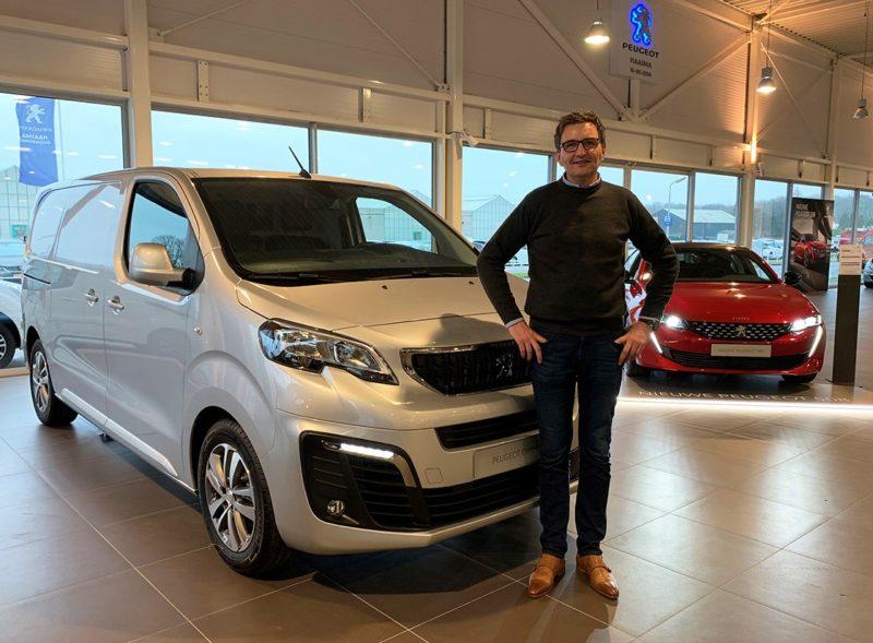 Mark Voolstra Haaima Peugeot