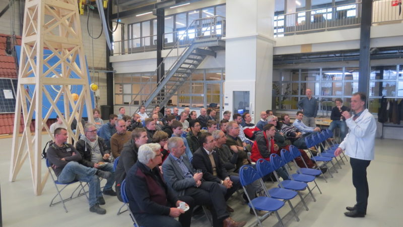 Duurzaam Doen Lezing ROC Friese Poort Centrum Duurzaam
