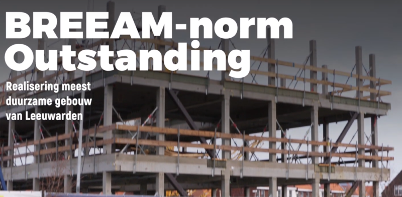 Alfa accountants BREEAM norm