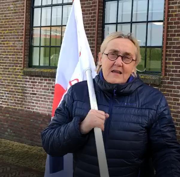 Lutz Jacboi Freonen fan Fossylfrij Fryslân