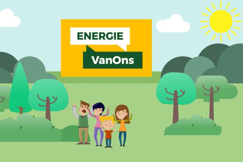 Energie VanOns Freonen duurzame stroom