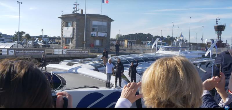 Energy Observer waterstofboot
