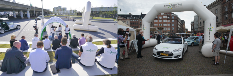 Wie wint Hansa Green Tour Start-Up Challenge 2019?
