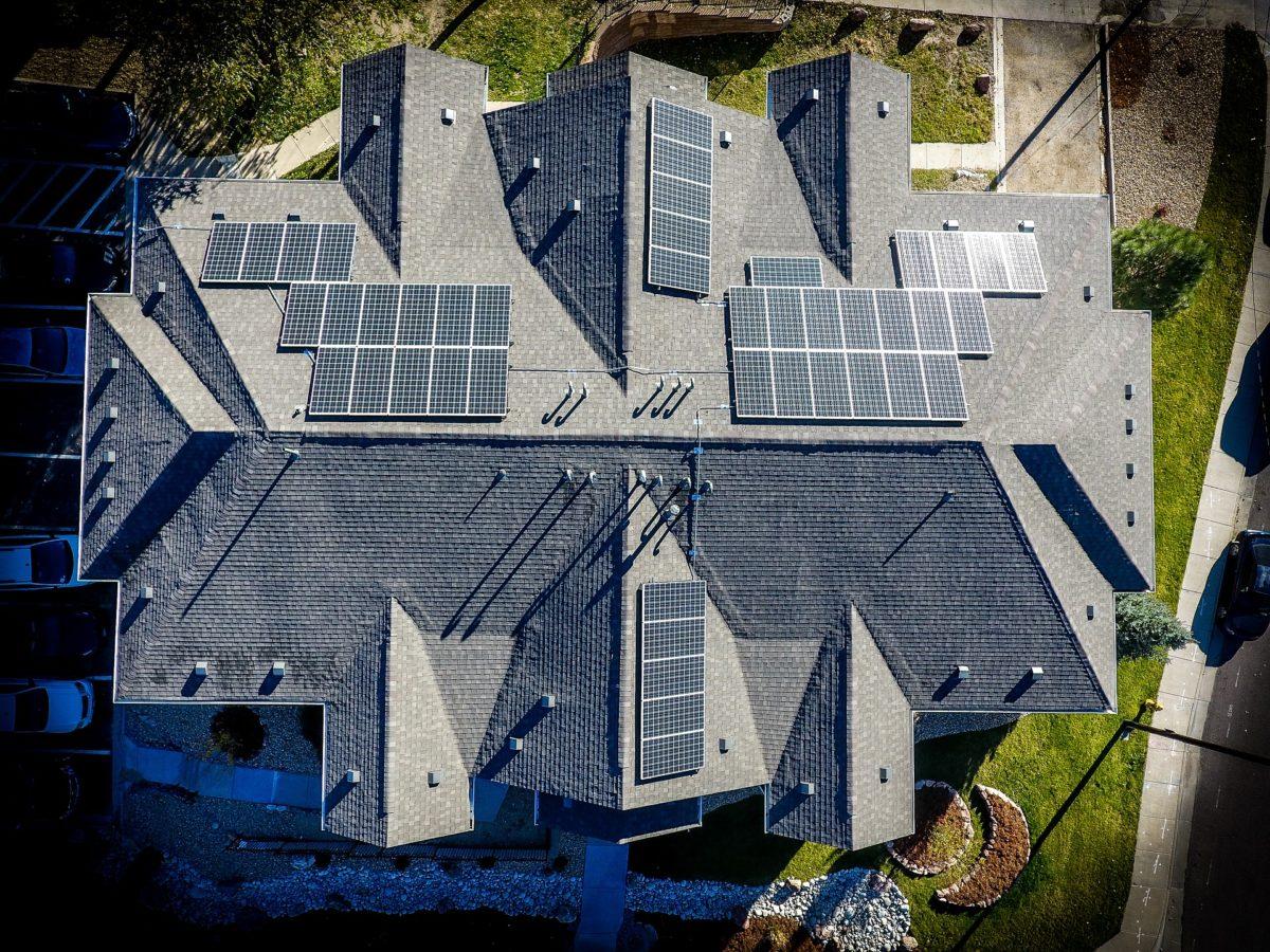 Duurzaam huis Energiebespaarfonds