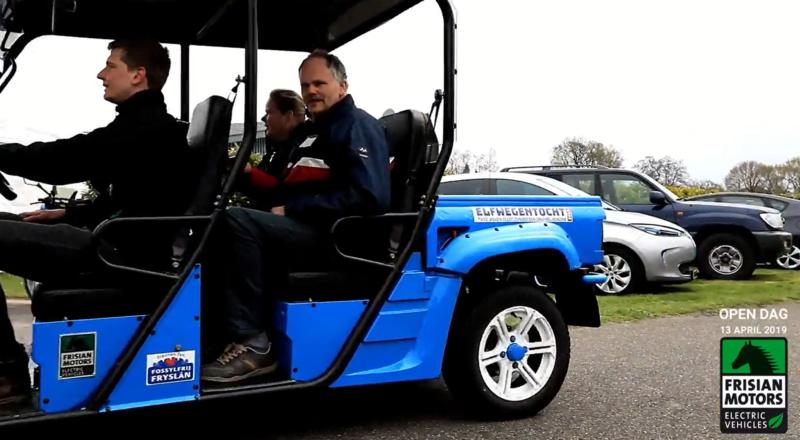 open dag Freon Frisian Motors