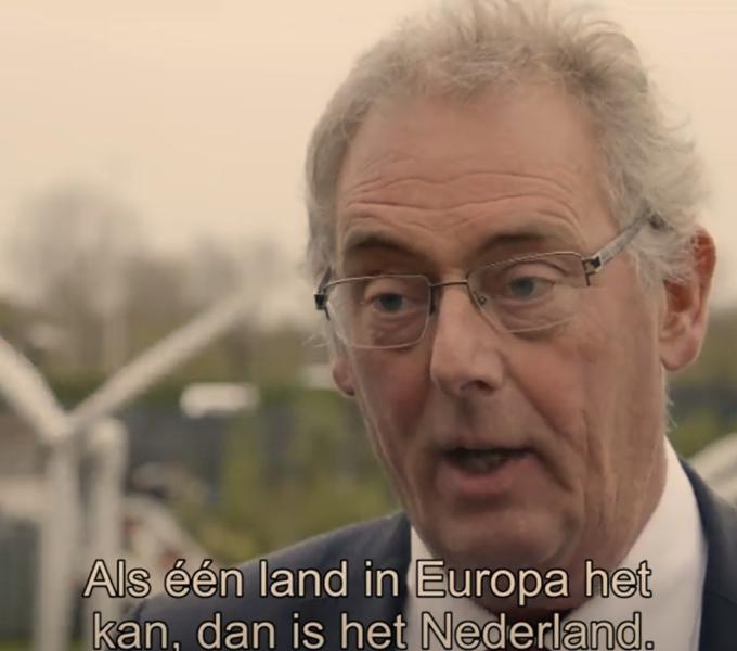 Deltaplan waterstof Ad van Wijk
