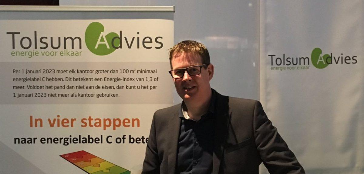 Tolsum Energie Advies Dick Tolsma