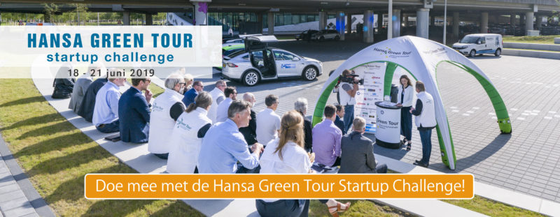 Hansa Green Tour Start-Up Challenge 2019