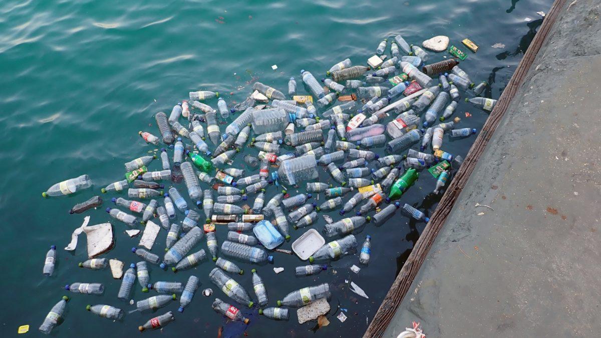 Shoreliner voor plastic afval