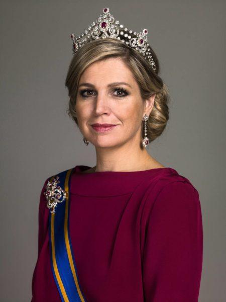 Koningin Máxima bezoek Dijkstra Draisma