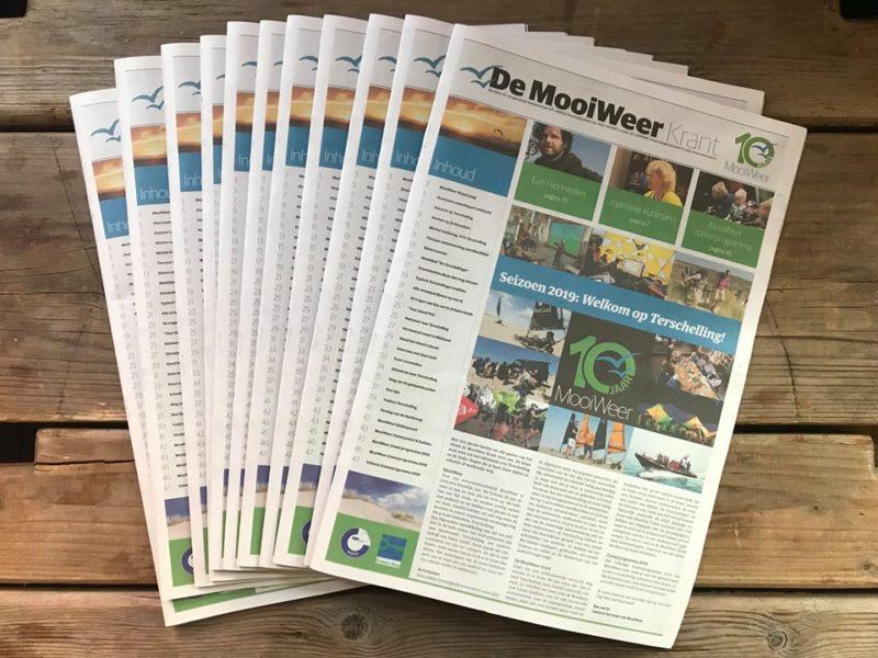 MooiWeer krant 2019