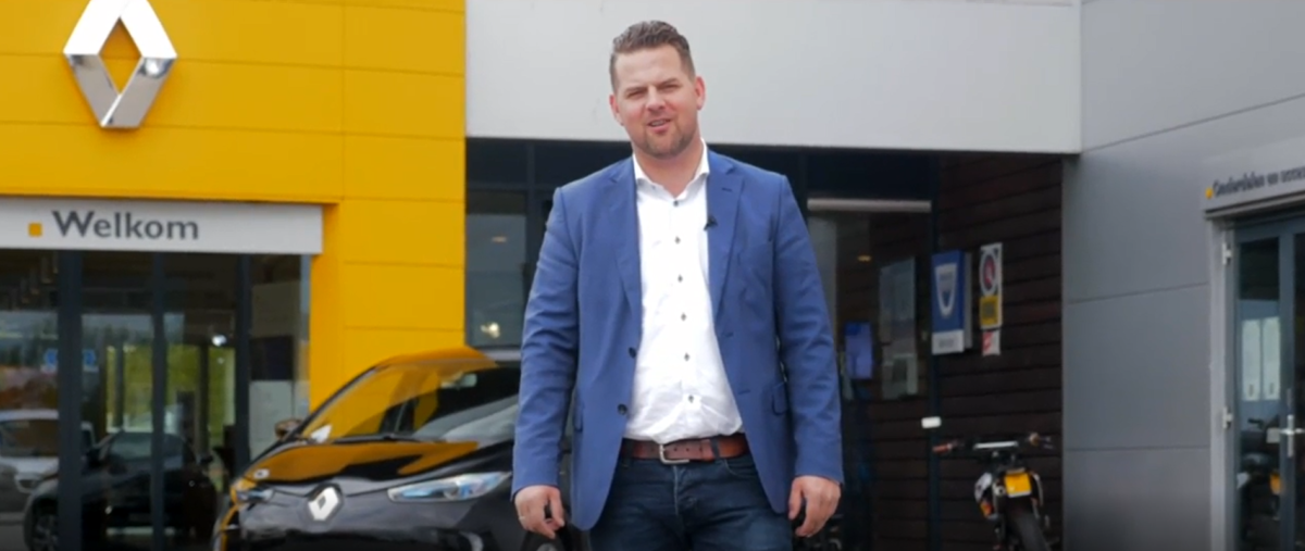 Erwin Middelbos: 'ABD Renault Nissan Dacia wil overal de beste in zijn'