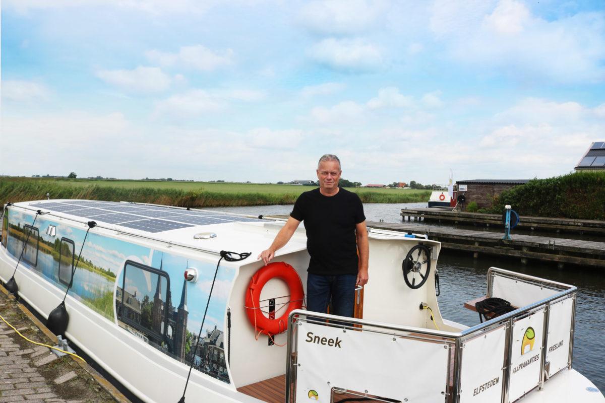 Elfsteden Vaarvakanties Friesland komt met innovatieve Besla