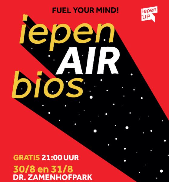 Interessante gratis toegankelijke duurzaamheidsfilms tijdens Iepen Air Bios