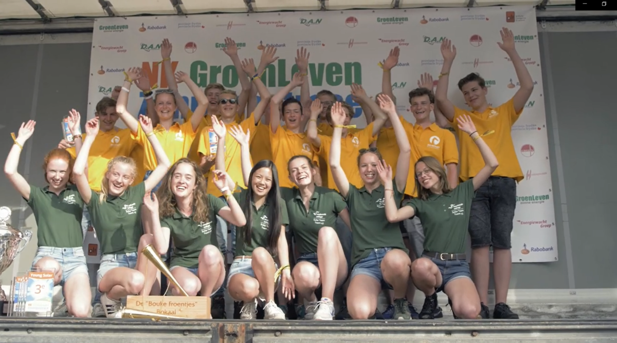 Inschrijving Young Solar Challenge 2020 geopend!