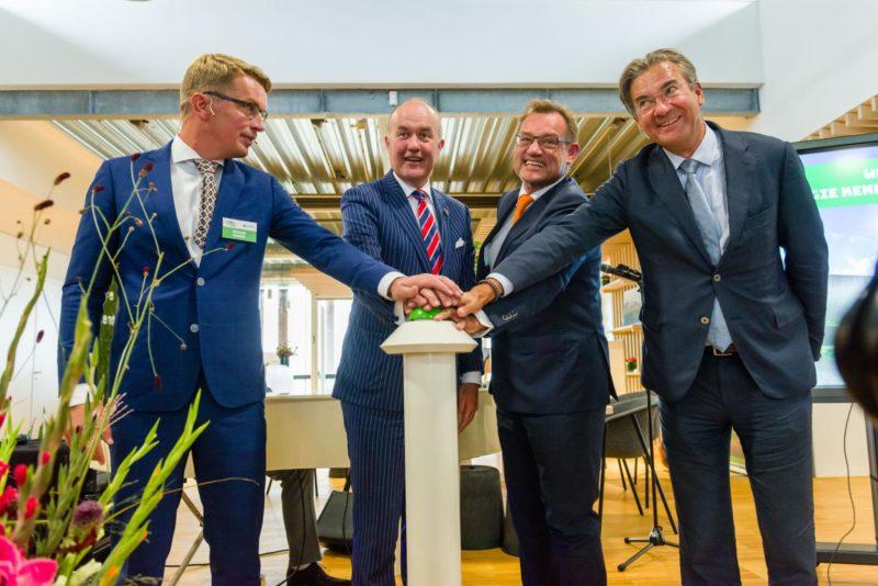 Energie Kenniscentrum Leeuwarden officieel geopend