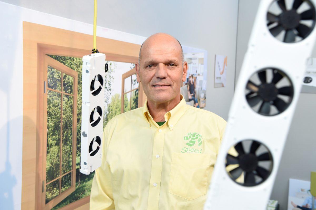 Besparen op gasverbruik met slimme radiatorventilator SpeedComfort