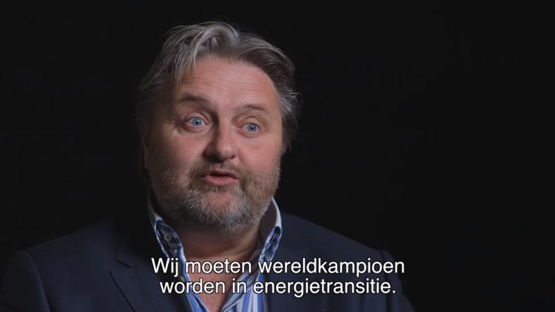 Energiecommissaris Ruud Koornstra spreekt op 23 oktober tijdens Kenniscafé Sneek
