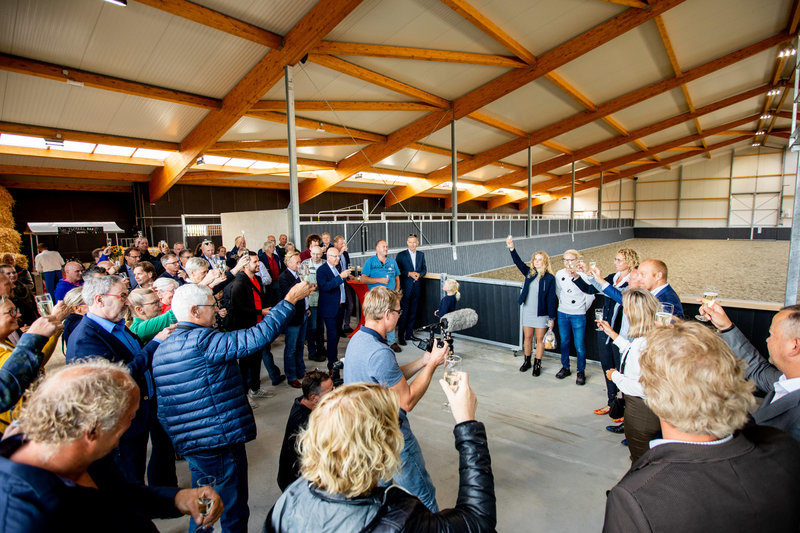 Manage Middelsee officieel geopend
