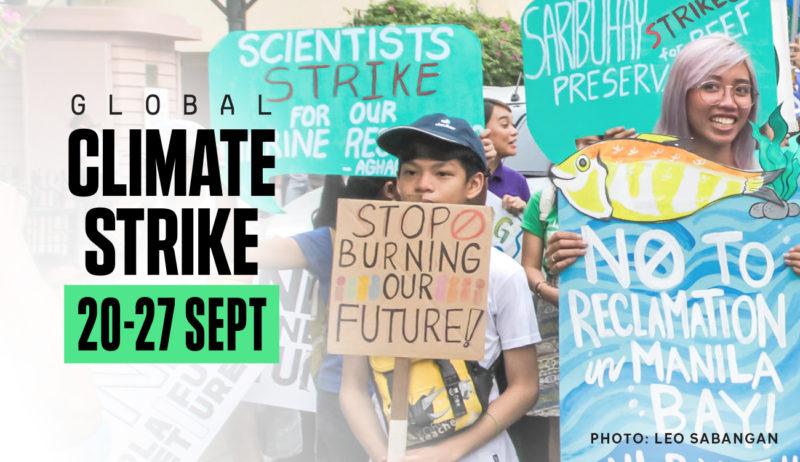 Climate Strike Friesland - voor een leefbare toekomst!