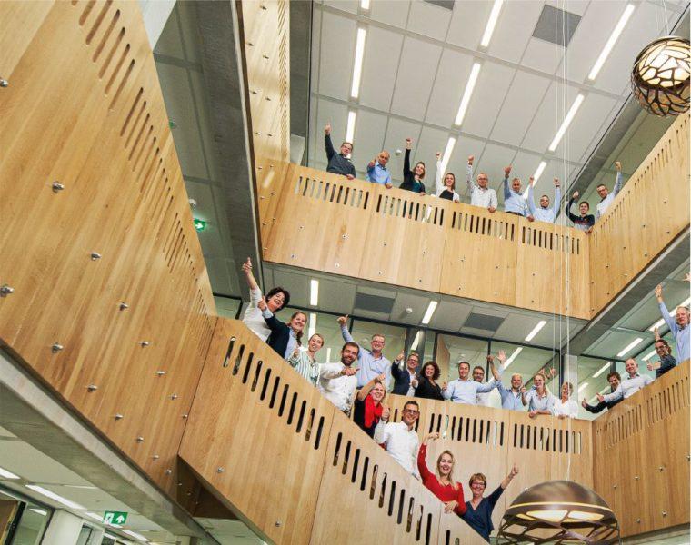 Feestelijke opening nieuw pand Alfa Accountants en Adviseurs in Leeuwarden