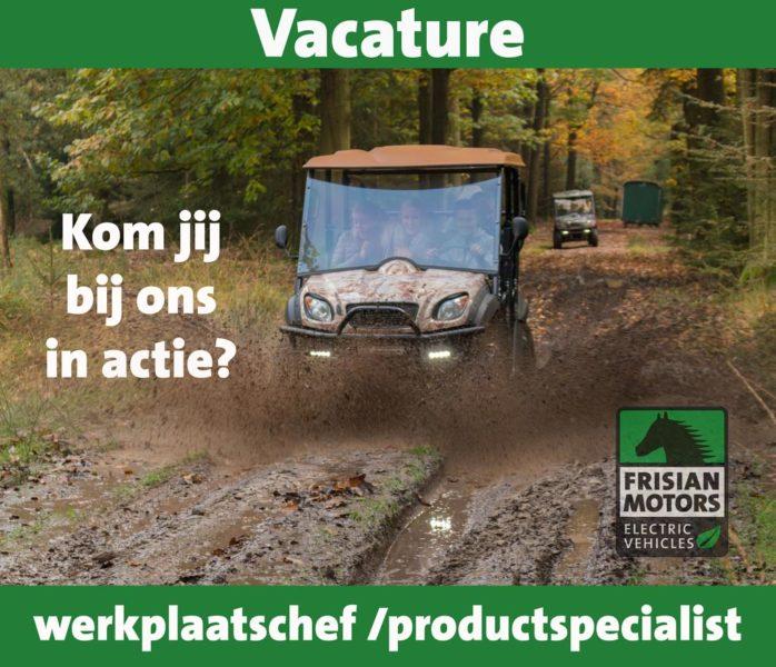 Leuke vacature bij Freon Frisian Motors
