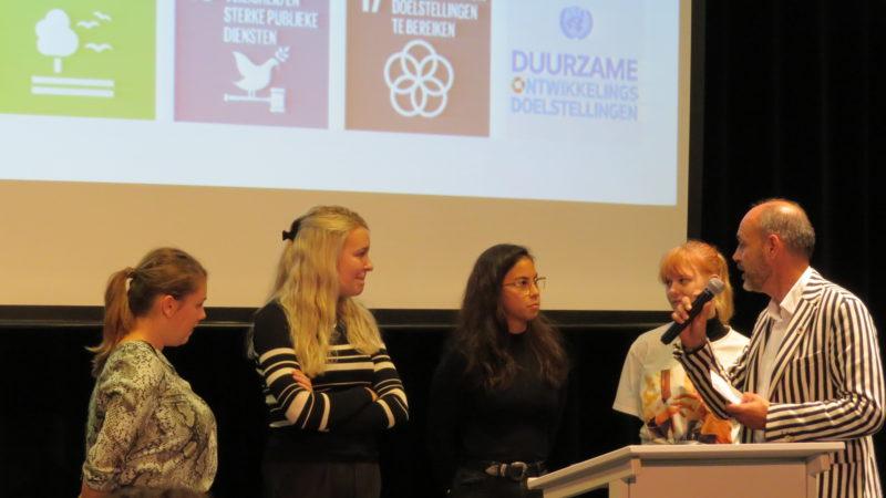 Kappersbranche onderzoekt duurzaamheidspotentie tijdens symposium ROC Friese Poort