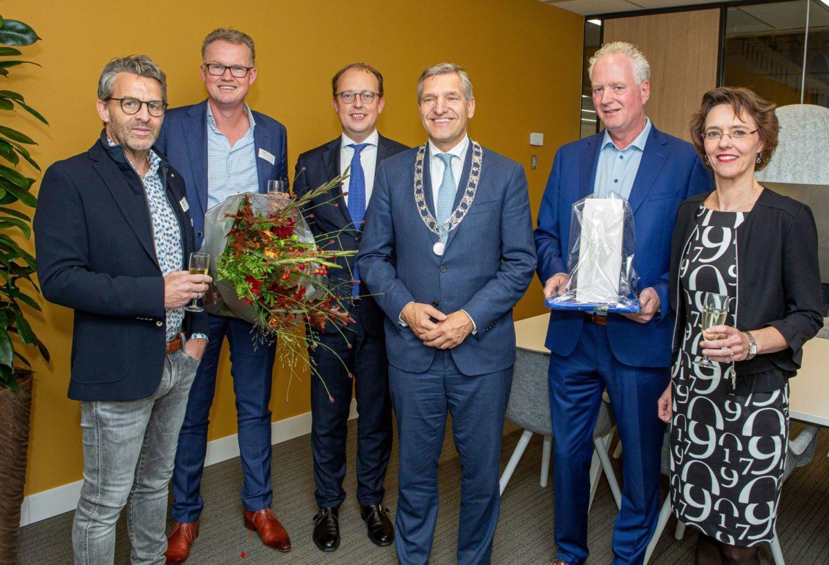 Duurzaam nieuw pand Alfa Accountants Leeuwarden officieel geopend