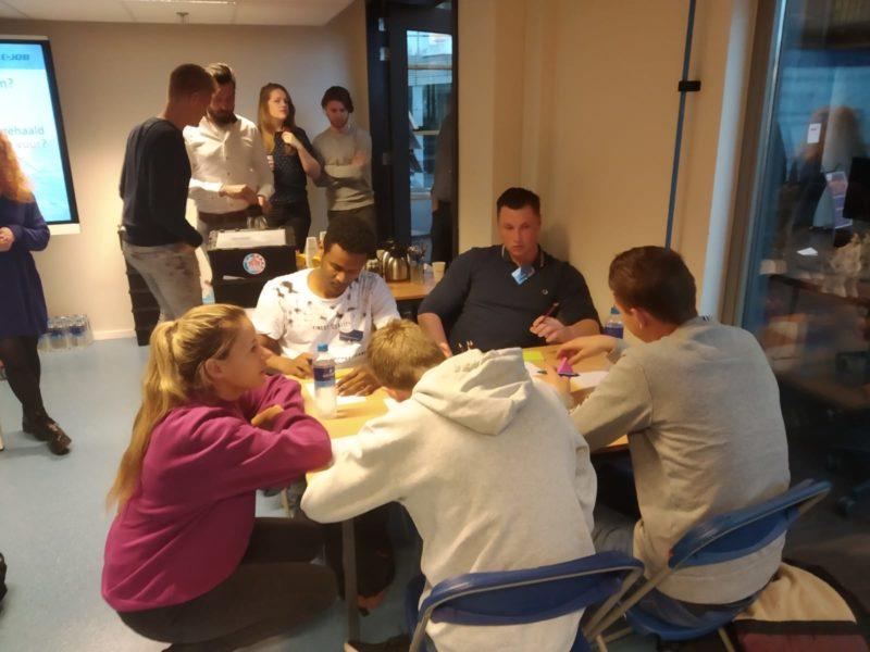 Studenten ROC Friese Poort doen suggesties voor duurzame scheepvaart