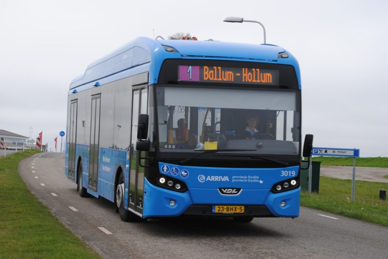 Friese Provinciale Staten willen schoner busvervoer