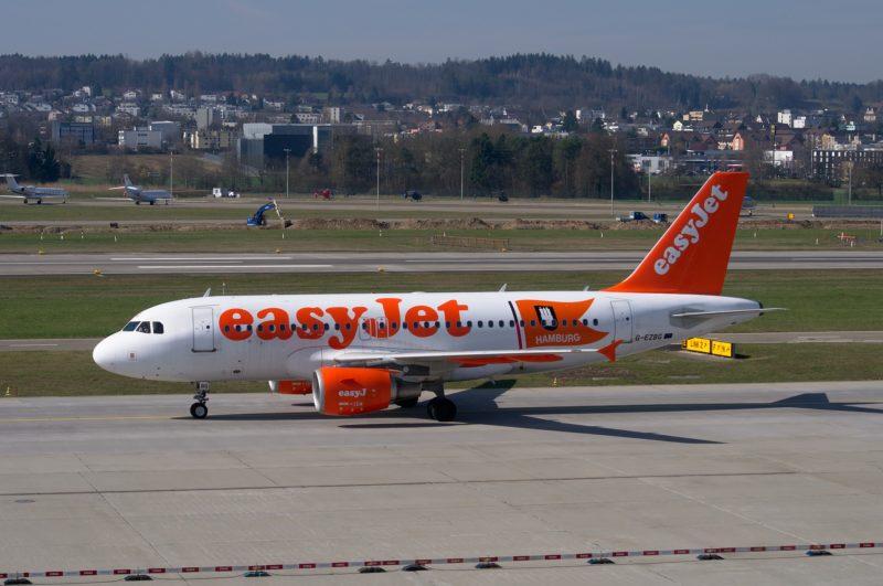 easyJet compenseert als eerste luchtvaartmaatschappij CO2-uitstoot