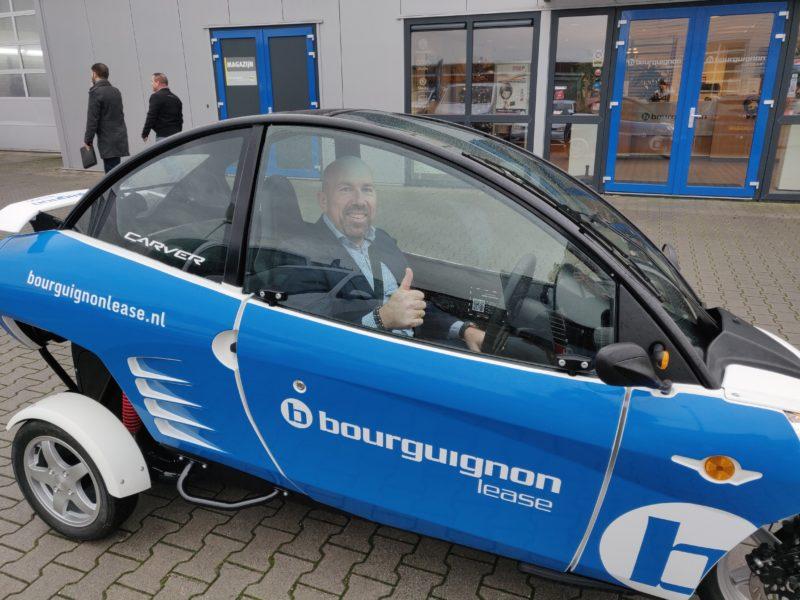 Duurzaam voertuig Carver vanaf 2020 te leasen bij Freon Bourguignon Lease
