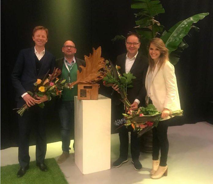 Omrin verkozen tot Duurzaamste bedrijf van Nederland