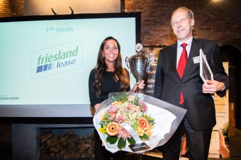 Friesland Lease 'Beste leasemaatschappij 2020' in meerdere categoriën