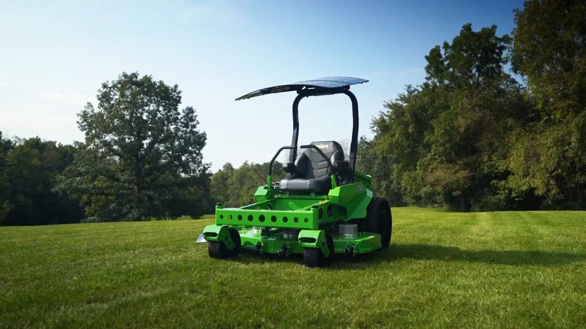 Be Green Techniek levert elektrische grasmaaiers aan Donker Groep