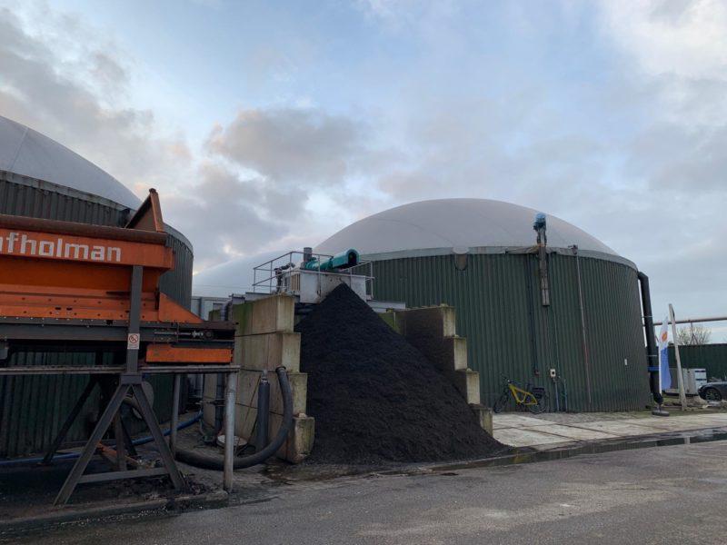 Ennatuurlijk en Biogas Leeuwarden gaan in gesprek met bewoners Techum en Jabikswoude over nieuwe start warmtenet
