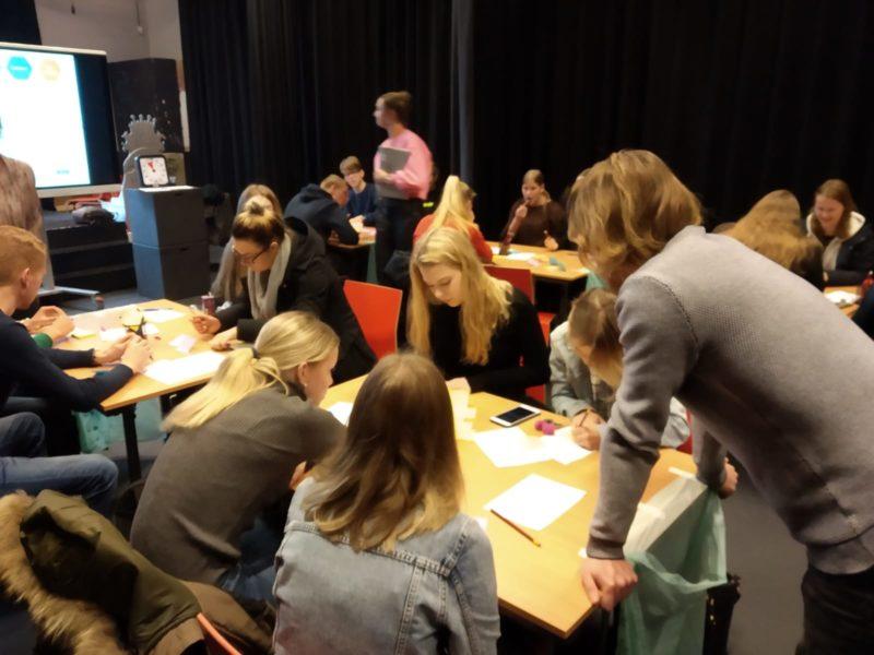 Technion verzorgt onderwijschallenge bij ROC Friese Poort Sneek