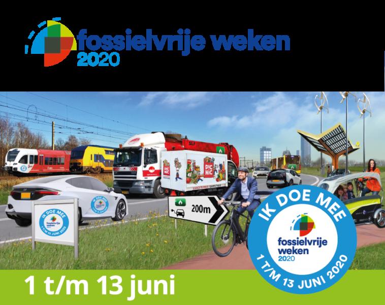 Kick-off-event Fossielvrije Weken: woensdag 4 maart in EM2 Groningen