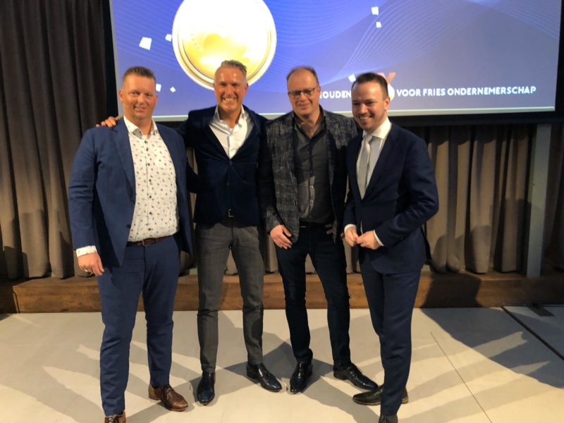 Friesland Lease bereikt finale 'Friese onderneming van het jaar 2020'
