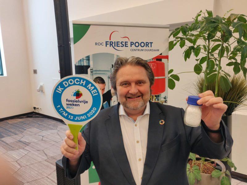 Verslag duurzaamheidssymposium: Ruud Koornstra voorziet duurzaam paradijs in 2030