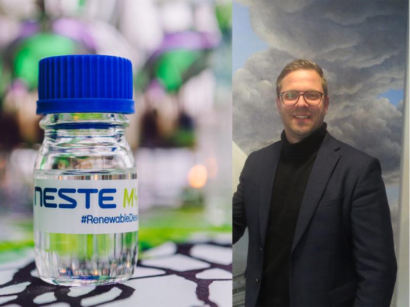 Fossielvrije diesel biedt kans om stapsgewijs te verduurzamen