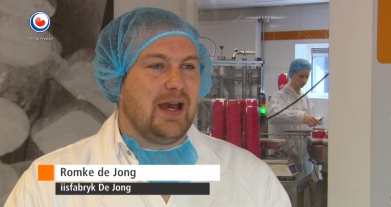 Evenemententak De Jong's IJs krijgt klap door coronasituatie, productietak blijft doordraaien