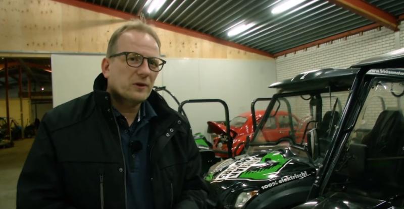 Video: Frisian Motors-eigenaar Theo de Jong spreekt over bedrijf