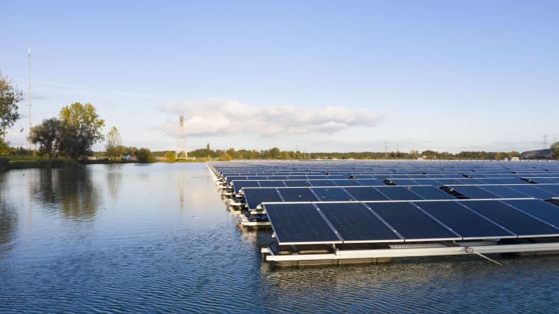 Vergunning verleend voor drijvend zonnepark GroenLeven in Beilen