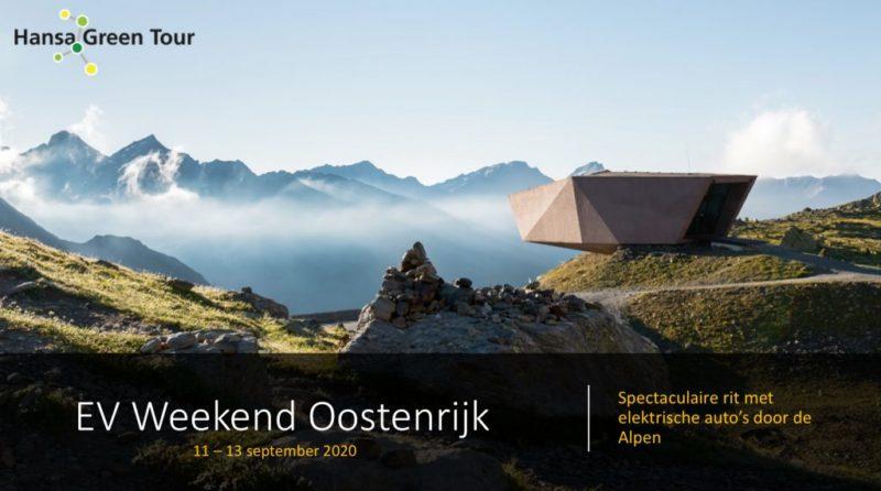 Hansa Green Tour organiseert nieuwe activiteiten in late zomermaanden